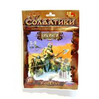 упаковка игры Набор солдатиков «Битвы фэнтези» Викинги