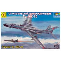 упаковка игры Стратегический бомбардировщик Ту-16К-10 1:72