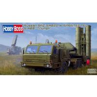упаковка игры ЗРК С-400 1:35