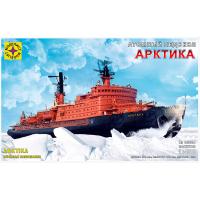 упаковка игры Атомный ледокол Арктика 1:400