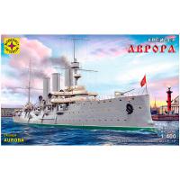 упаковка игры Крейсер Аврора 1:400