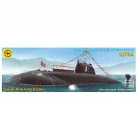 упаковка игры Подводная лодка проекта 671РТМК Щука 1:350