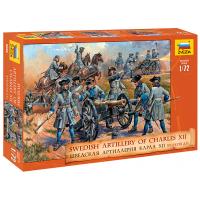 упаковка игры Шведская артиллерия 1:72