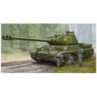 упаковка игры Сборная модель танк советский ИС-2М 1:35