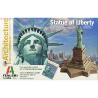упаковка игры Диорама Статуя свободы (Statue of Liberty) 1:250