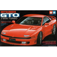 упаковка игры Mitsubishi GTO Twin Turbo 1:24