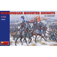 упаковка игры Бургундские рыцари (XV век) 1:72