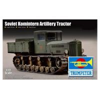 упаковка игры Советский артиллерийский тягач Коминтерн 1:72