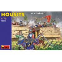 упаковка игры Гуситы (XV век) 1:72