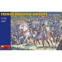 упаковка игры Французские рыцари (XV век) 1:72