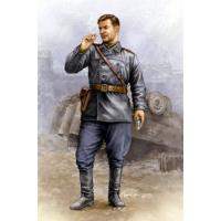 упаковка игры Советский танкист набор № 2 1:16