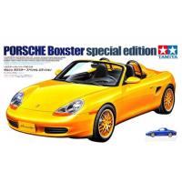 упаковка игры Porsche Boxster special edition, 2001г., V6. 1:24