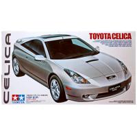 упаковка игры Toyota Celica 1:24
