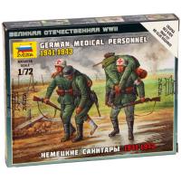 упаковка игры Немецкие санитары 1941-1943 1:72