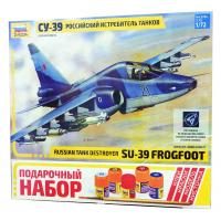 упаковка игры Су-39 подарочный набор 1:72
