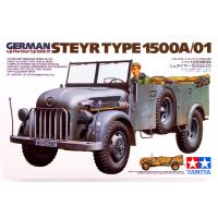 упаковка игры Автомобиль Steyr Type 1500A/01 1:35