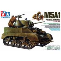 упаковка игры Танк М5А1 1:35