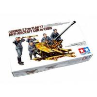 упаковка игры Пушка Flak 37 с расчетом 1:35