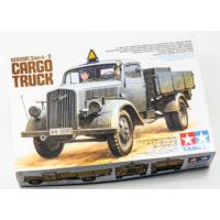 упаковка игры Немецкий 3-х тонный грузовик 4Х2 1:35