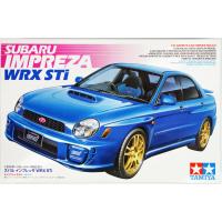 упаковка игры Subaru IMPREZA WRX STi 1:24