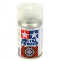 упаковка игры Metal Primer - грунтовка спрей 100 мл.
