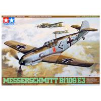 упаковка игры MESSERSCHMITT Bf109 E-3 1:48