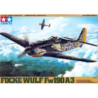 упаковка игры FOCKE-WULF Fw190 A-3 1:48