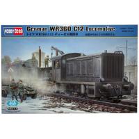 упаковка игры Локомотив German WR360 C12 1:72