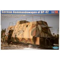 упаковка игры Вагон German Kommandowagen of BP-42 1:72