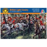 упаковка игры Британская легкая кавалерия (Американская война за независимость) 1:72