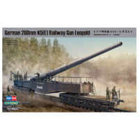 упаковка игры Germany 280mm Kanone 5 (E) Railway GUN Leopold 1:72