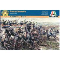 упаковка игры Наполеоновские войны - Французские кирасиры 1:72