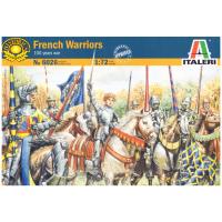 упаковка игры Французские войны (столетняя война) 1:72