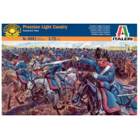 упаковка игры Наполеоновские войны - Прусская легкая кавалерия 1:72