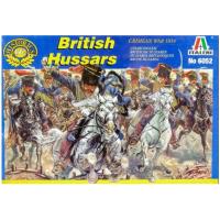 упаковка игры Британские гуссары (Крымская война) 1:72