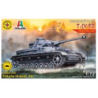 упаковка игры Танк Т-IV F2 1:72