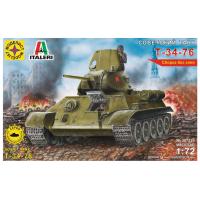 упаковка игры Т-34-76 1:72