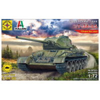 упаковка игры Т-34-85 1:72