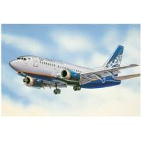 упаковка игры Авиалайнер Б 735 Аэрофлот - Норд 1:144