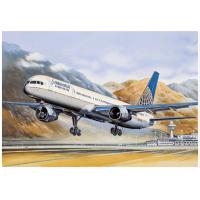упаковка игры Авиалайнер Б-753 Continental 1:144