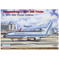 упаковка игры Авиалайнер L-1011-200 EASTERN 1:144