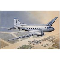 упаковка игры Пассажирский самолет ПС-84 1:144