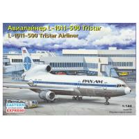 упаковка игры Авиалайнер L-1011-500 Tristar PANAM 1:144