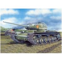 упаковка игры Тяжелый танк КВ-85 1:35