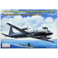 упаковка игры Противолодочный самолет Ил-38Н 1:144