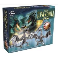 упаковка игры Набор солдатиков  Битвы Фэнтези «Драконы»