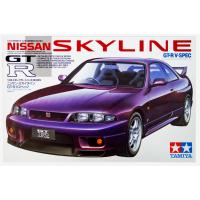 упаковка игры Nissan Skyline GT-R V Spec 1:24