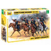 упаковка игры Советские казаки 1935-1943 гг. 1:35