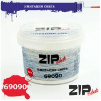упаковка игры ZIPmaket 69090 Имитация снега 50 грамм