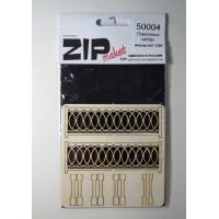 упаковка игры ZIPmaket 50004 Парковый забор (масштаб 1/35)